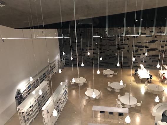 Biblioteca Municipal Santa Cruz de Tenerife TEA