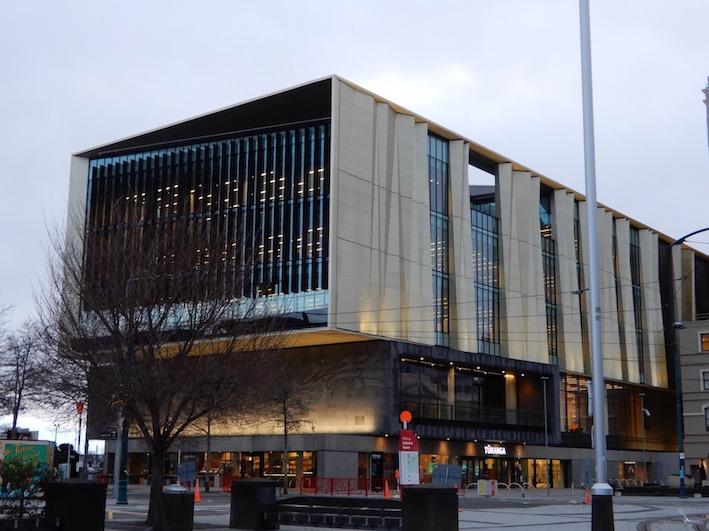 Biblioteca Turanga Nueva Zelanda