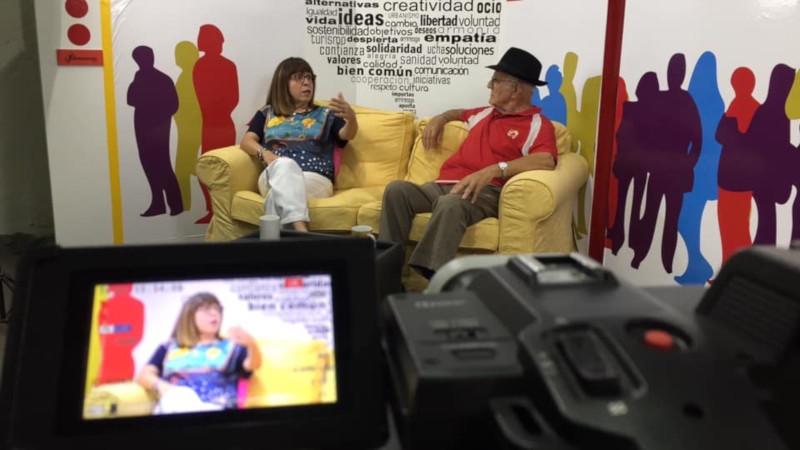 Felicidad Batista Clemente Mesa Empaquetado TV Arafo Momento propicio